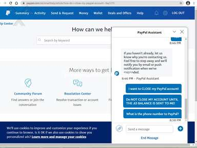 Paypal Account review 871422