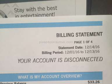 Directv - Account Review