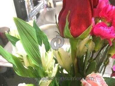 1800flowers Arrangement review 61755