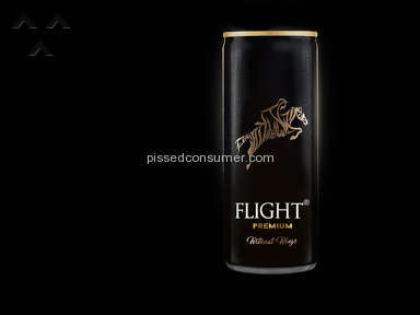 Red Bull - FLIGHT a better drink than Redbull
