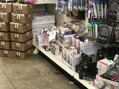Dollar Tree Stores Sanitary Conditions review 254142
