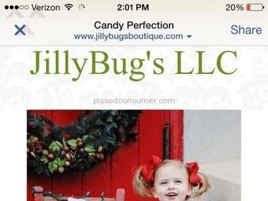 Jillybugs Auctions and Internet Stores review 102661