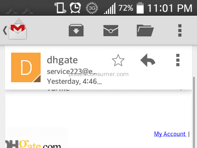 Dhgate E-commerce review 58257