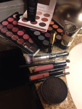 Bh Cosmetics Shipping Service