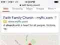 Faith Family Church Of Victoria - Review from Houston, Texas