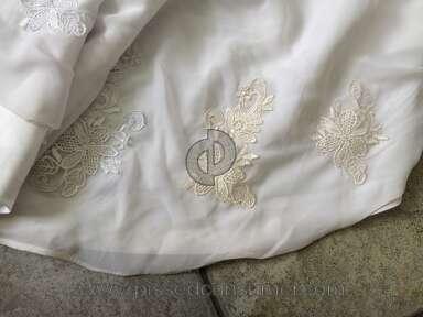 Dhgate Honeywedding Wedding Dress review 130539