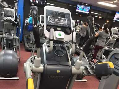 Charter Fitness Gym Facility review 270050