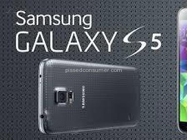 Sprint Samsung Electronics Galaxy S 5 Cell Phone Review from Baltimore, Maryland