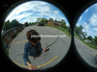 Gearbest - XIAOMI mi sphere 360 cam