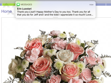 From You Flowers Flowers / Florist review 291148