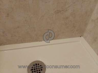 ReBath Shower Installation review 411040