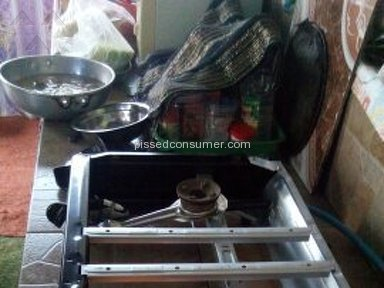 Rinnai - Gas cooker have problem