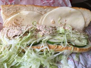 Jimmy Johns - Sandwich Review from Greensboro, North Carolina