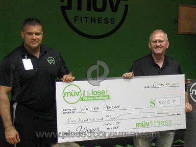 MUV Fitness Fitness Program review 135915