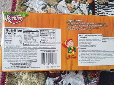 Keebler - Crackers Review