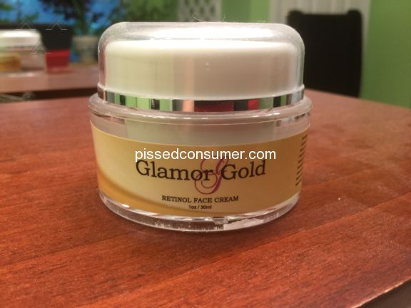 Glamour Gold Ageless Cream Cream Free Trial