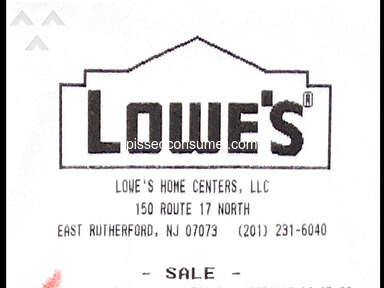 Lowes Supermarkets and Malls review 982353