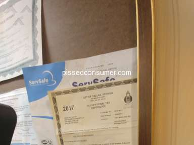 Pizza Hut - Horrible experience
