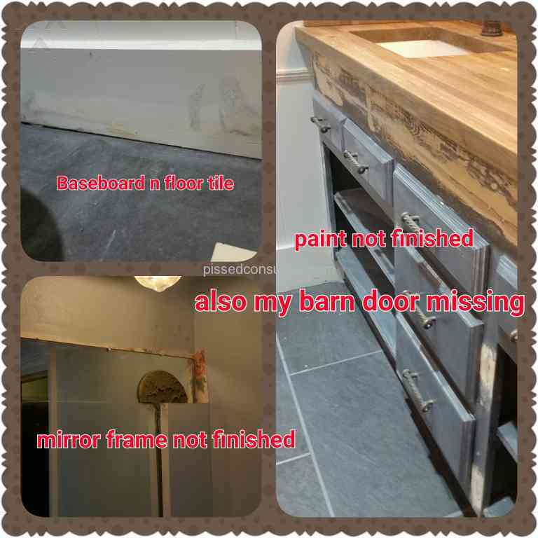 1 widell renovations bathroom remodeling review or for Renovation review