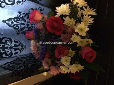 Bloomex Flowers Customer Care review 114741