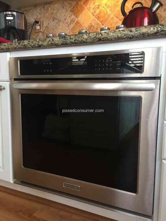 Merveilleux KitchenAid   Kitchen Oven Dies After 3 Years, Customer Service Wonu0027t Help