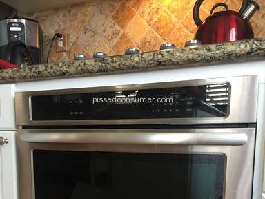 KitchenAid - Kitchen Oven dies after 3 years, customer service won't help