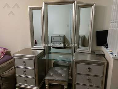 Hanks Fine Furniture Furniture Set review 133463