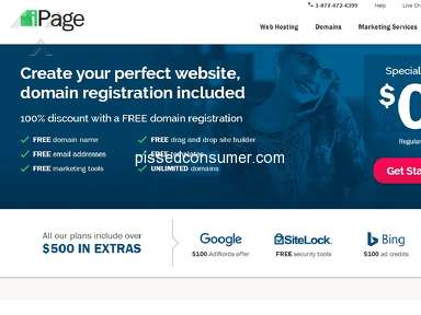 IPage.Com Scam Artists That Lie and Steal Money