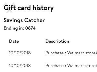 Walmart - Savings Catcher Hacked