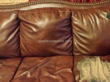 Ashley Furniture Sofa review 48183