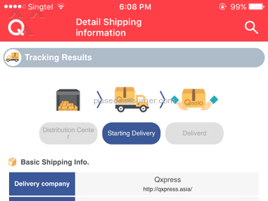 Qxpress Transportation and Logistics review 105719