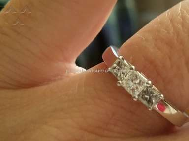 Superjeweler - Diamond Ring Review from Middletown Township, New Jersey