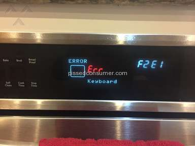 KitchenAid Kebk101bss00 Oven review 194478