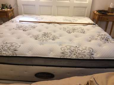 Sleep Country Canada Simmons Bedding Company Mattress review 153214
