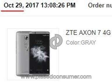 Gearbest - ZTE Axon 7