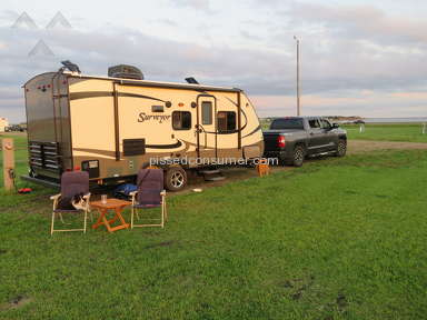 Jeff Couchs Rv Nation 2017 Forest River Surveyor 201Rbs Rv review 253376