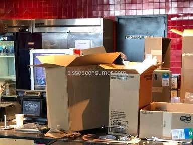Amc Theatres Sanitary Conditions review 255420