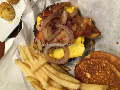 Ruby Tuesday - Burger Review from Chesapeake, Virginia