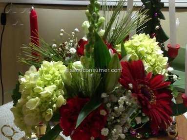 Flower Delivery Express Flowers review 33101