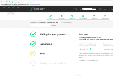 Changelly Review and SCAM WARNING!