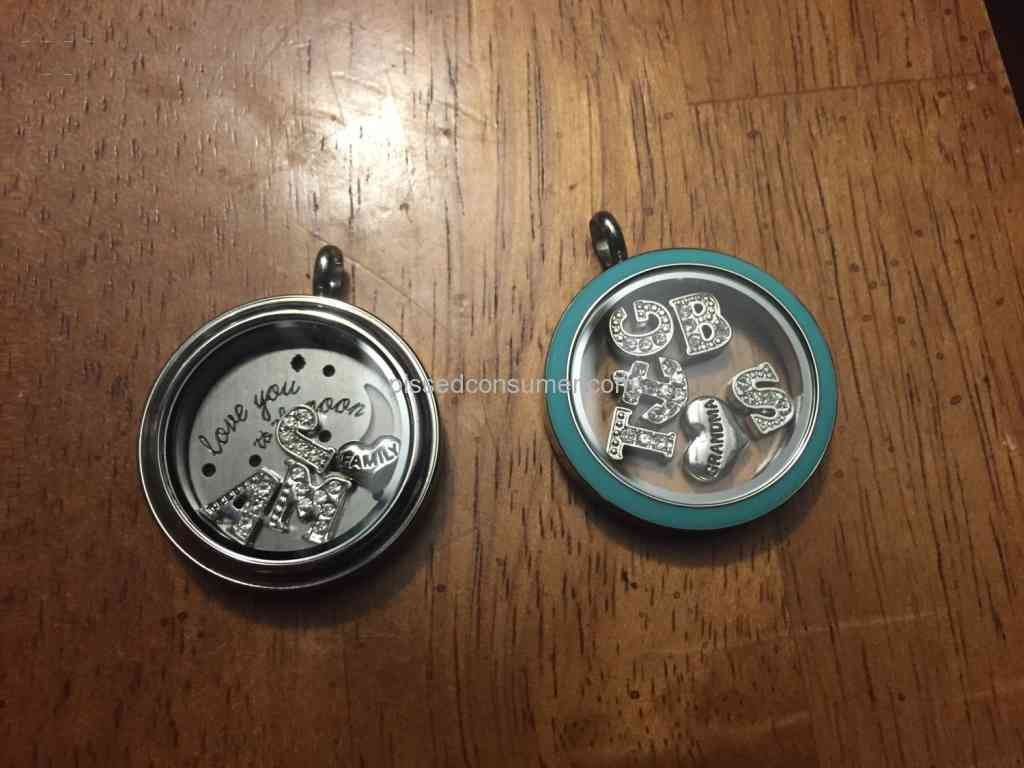 Origami Owl Living Lockets Necklace Mothers Day - Finding Zest   768x1024