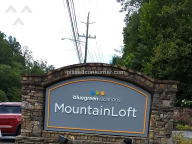 Bluegreen Resorts - A Ruined Much Needed Vacation!Bluegreen Mountain Loft Resort