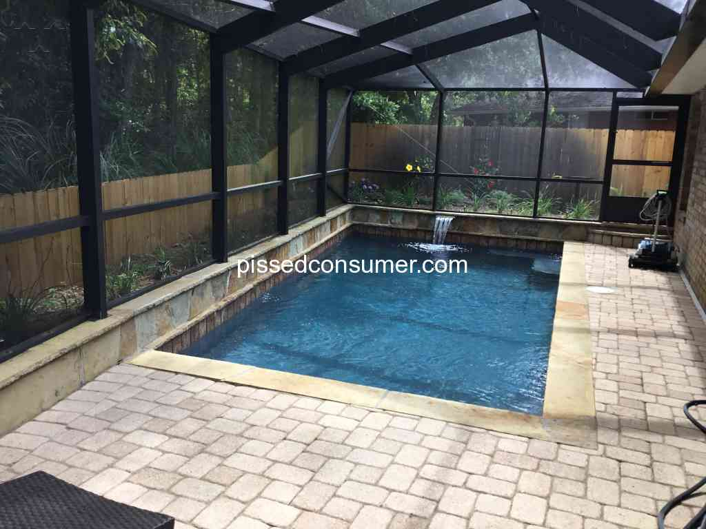 Blue Haven Pools Major Project Beautiful Results Best Choice