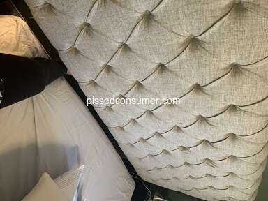 Ashley Furniture Bed review 1305068