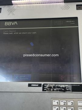 Bbva Compass Bank Atm Machine
