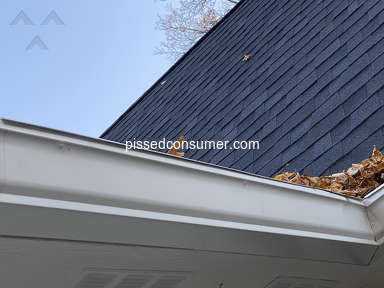 LeafFilter North Gutters and Carpentry review 865022