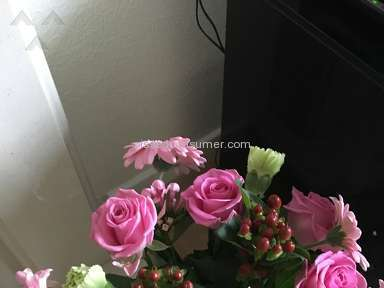 Prestige Flowers - Bouquet Review from Carlisle, Cumbria