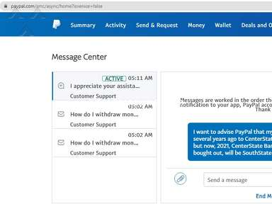 Paypal Account review 871420