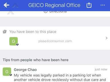 Geico - Auto Claim Review