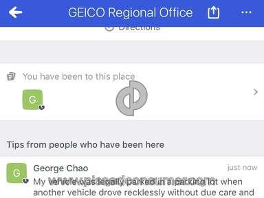 Geico - Auto Claim Review